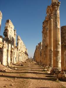 The Cardo Maximus of Apamea